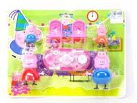 Pig Set W/L(4in1)