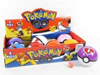 Pokemon Set W/L(8in1)