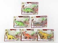 Dinosaur Set(6S)