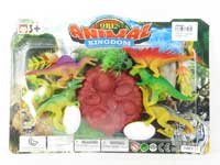 Dinosaur Set(6in1)