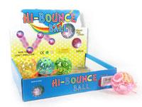 6.5CM Bounce Ball W/L(12in1)