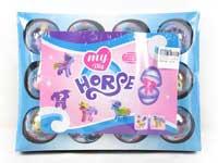 Horse Set(12PCS)