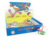 6.5CM Bounce Ball W/L(12pcs)