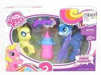 Horse Set(2in1)