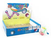 6.5cm Bounce Ball W/L(12in1)