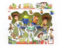 Toy Story Doll(5in1)