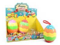 12cm Rainbow Eggs(6in1)