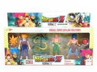 5.5inch Dragon Ball Set(6S)