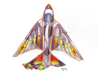 160CM火箭飞机风筝(配线)