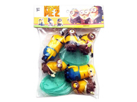2.5-3inch Despicable Doll(6in1)