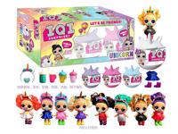 12cm Unicorn Ball(3in1) toys
