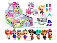 12cm Unicorn Ball(9in1) toys