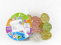 30mm Bounce Ball(12in1) toys