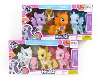 Horse Set(3in1)