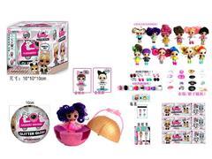 10cm Surprise Ball(12S) toys