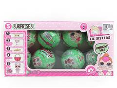 1.5inch Surprise Ball(8in1) toys