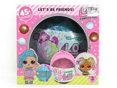 3.5inch Surprise Doll toys