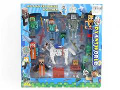 Minecraft(2S) toys