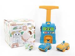 Balloon Powered Vehicle(2C) toys