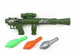 Missile Gun toys
