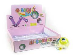 6.5CM Bounce Ball W/L(12in1) toys