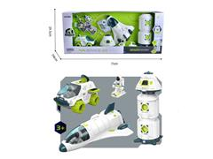 Shuttle Set With Light Sounds toys