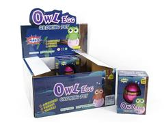 Swell Owl Egg(12in1) toys