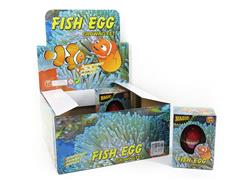 Swell Fish Egg(12in1) toys