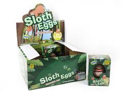 Swell Sloth Egg(12in1) toys