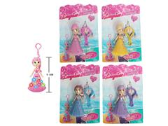 3.5inch Key Princess W/L toys