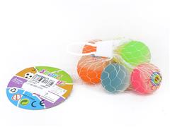 3.5cm Bounce Ball(6in1) toys