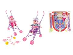 12inch Wadding Moppet Set(2in1)