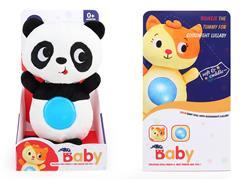 Plush Comforts Panda W/L_S
