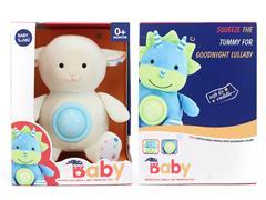 Plush Comforts Sheep W/L_S toys