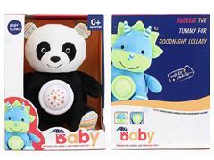Plush Comforts Panda W/L_S toys