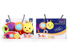 Plush Soothes Caterpillars W/L_S toys