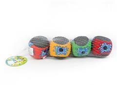 7cm Stuff  Ball(4in1) toys