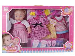 16inch Wadding Moppet Set W/IC toys