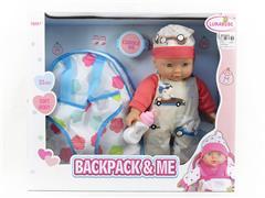 13inch Wadding Moppet Set toys