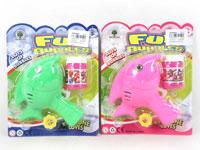 Friction Bubble Gun(2C)