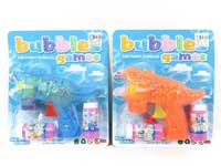 Friction Bubble Gun W/L(3C)