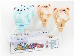 Bubble Fan(12in1) toys