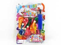 Balloons & Inflator