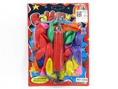 Inflator & Balloon toys