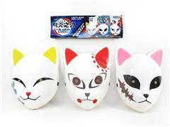 Mask W/L(3S) toys