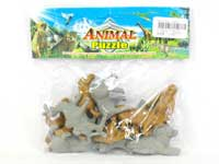 Animal Set(10in1)