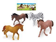 Horse Set(4in1)