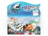 Ocean Animal Set(12in1)
