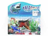 Ocean Animal Set(6in1)