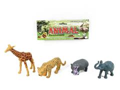 6.5inch Animal(4in1) toys